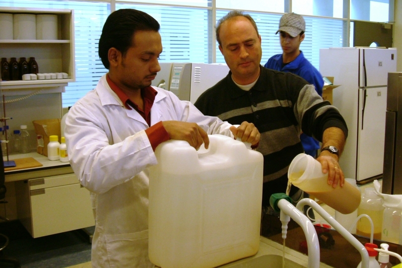 Save Every Drop: Kuwait Uses Isotope Hydrology to Track and Conserve