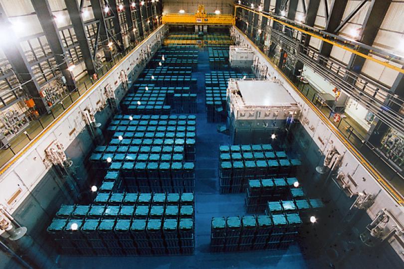 spent nuclear fuel  final destinations