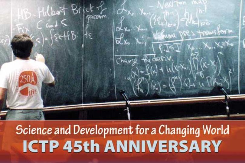International Centre of Theoretical Physics (ICTP)   IAEA
