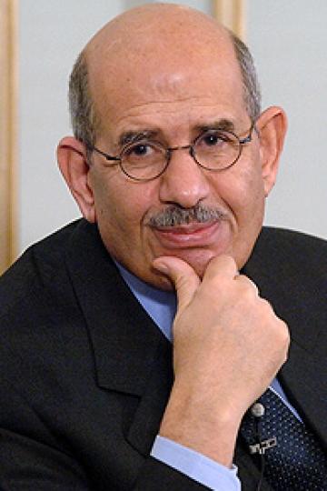 Dr. Mohamed ElBaradei