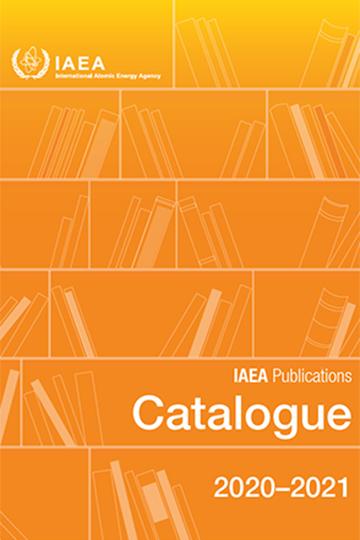IAEA Publications Catalogue 2020-2021