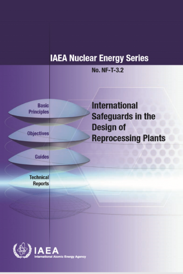 International Safeguards in the Design of Reprocessing Plants