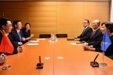 IAEA Director General Yukiya Amano met with Jianhua Zhang, Alternate Governor, Vice Chairman of China Atomic Energy Authority (CAEA) at the IAEA headquarters in Vienna, Austria on 10 June 2019