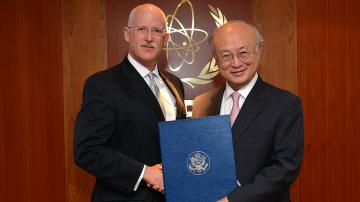 United States Ratifies Key Nuclear Security Amendment