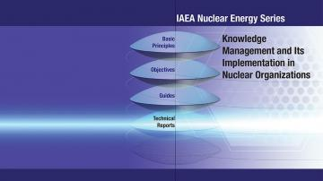 New Publication: Knowledge Management and its Implementation in Nuclear Organizations