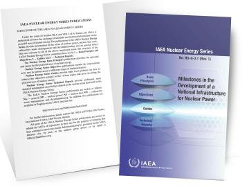 IAEA Issues Revised Guidance Document for Countries Introducing Nuclear Power