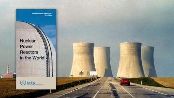 IAEA Publishes 2014 Statistics on World Nuclear Power Reactors