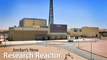 Research reactors have often more than research functions, they are used for education and training, material testing and modification, and for the production of radioisotopes for medical and industrial applications. Like nuclear power reactors, research reactors are required to adhere to the highest safety standards. The 5MW Jordan Research and Training Reactor (JRTR) is the latest of this kind. It was built on the campus of the Jordan University for Science and Technology and received the operation license on 12 November 2017.