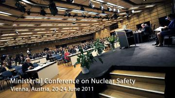 Selected images from the IAEA Ministerial Conference on Nuclear Safety held at IAEA headquarters in Vienna, Austria, 20-24 June 2011.