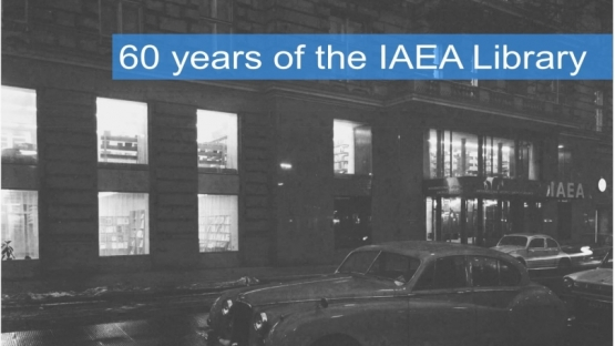 "<p>The IAEA Library was established in 1957 to provide scientific and technical information services to IAEA staff, Member States' permanent missions in Vienna, official IAEA meeting participants, and affiliated researchers from nuclear research institutes, governmental organizations and laboratories. In June of the same year, the IAEA Preparatory Commission recommended ""to maintain a technical reference library on peaceful uses of atomic energy at the headquarters of the Agency"". The IAEA Library had its genesis during the first IAEA General Conference held in October 1957 in the Vienna Konzerthaus.</p>