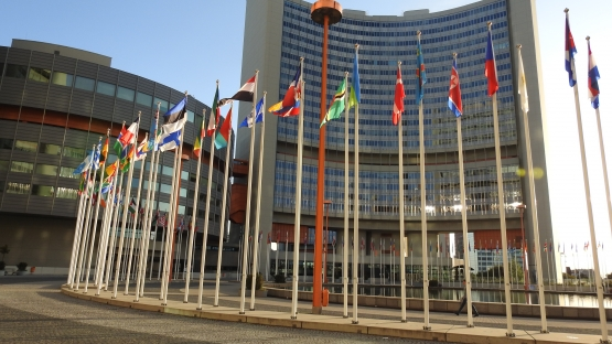 On Monday, September 14, the IAEA's Vienna headquarters opened its doors to more than 3,000 delegates attending the Agency's 59th General Conference. This week-long event is held annually, and brings together high level representatives of the Agency's 165 Member States to consider the Agency's future work, budget and priorities.