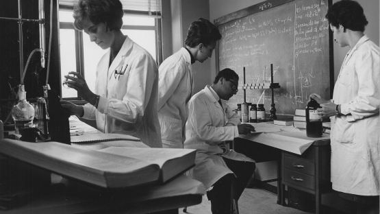 Women and Girls in Science: How the IAEA has Contributed to the Development of Scientists over the Years