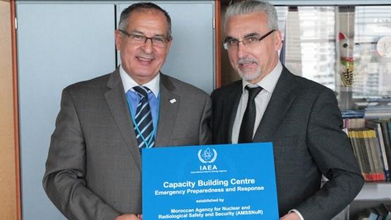 CBC for EPR designation Morocco