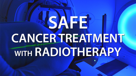 Radiotherapy is one of the main types of cancer treatment. It uses ionizing radiation to destroy cancer cells and limit cell growth. It is applied by a team of qualified experts with the appropriate education and many years of experience in radiation oncology, medical physics and radiation therapy. Radiotherapy can be delivered externally or internally.