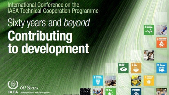 """The Proceedings of the International Conference on the IAEA Technical Cooperation Programme: Sixty Years and Beyond – Contributing to Development – <a href=""""https://www-pub.iaea.org/books/IAEABooks/12280/IAEA-Technical-Cooperation-Programme-Sixty-Years-and-Beyond-Contributing-to-Development"""">are now available online to view and order</a>   <br><br> The TC Conference – the first international IAEA conference dedicated to the Technical Cooperation Programme, took place in Vienna from 30 May to 1 June 2017. The Conference provided an opportunity to take stock of the technical cooperation (TC) programme's achievements, to discuss partnership opportunities, and to examine the way forward for the TC programme."""