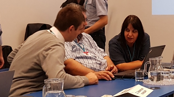 Regulatory staff during the 7th IAEA School on Drafting Nuclear Safety Regulations