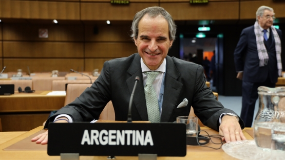 Ambassador Rafael Mariano Grossi of Argentina is set to take office as IAEA Director General in early December. (Photo: H.Klemm/DIPLOMATICA.uno)