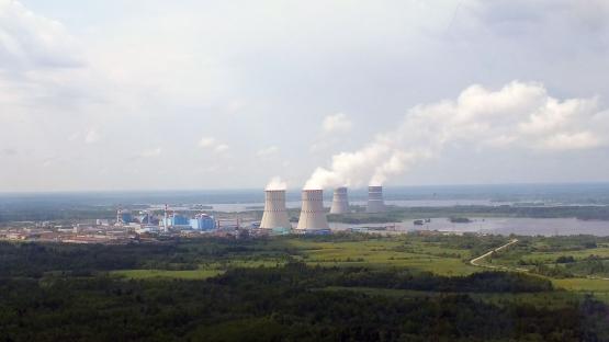 Kalinin Nucear Power Plant (Photo: C. Brady/IAEA) 2013