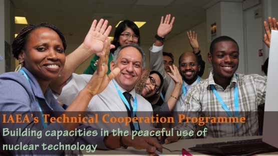 The IAEA technical cooperation (TC) programme is the main mechanism through which the IAEA delivers services to its Member States. Through the programme, the IAEA helps Member States to build, strengthen and maintain capacities in the safe, peaceful and secure use of nuclear technology in support of sustainable socioeconomic development. The TC programme provides the necessary skills and equipment to its Member States through training courses, expert missions, fellowships, scientific visits, and many other activities.