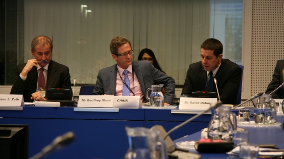 IAEA's David Osborn, Geoffrey Shaw, and Ferenc Toth discuss carbon, its effects, and how to manage it.