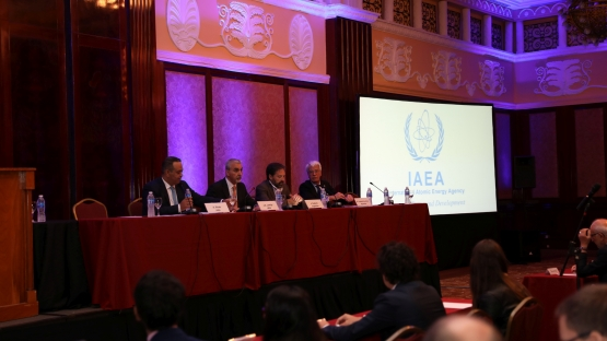 Opening session of the International Conference on Research Reactors: Addressing Challenges and Opportunities to Ensure Effectiveness and Sustainability in Buenos Aires, Argentina