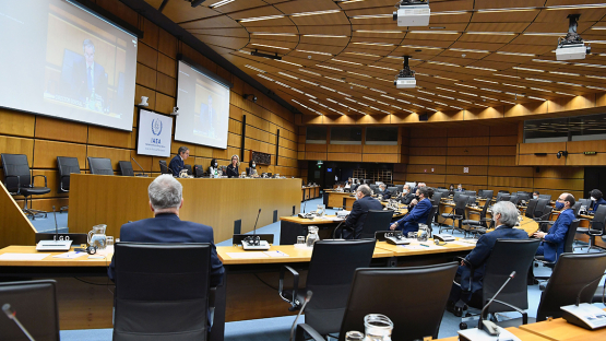 IAEA Board of Governors, 18 November 2020