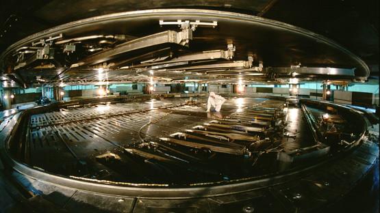Cyclotron facility