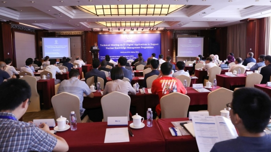 Power & Nuclear Engineering, Beijing, Support Nuclear Knowledge Management