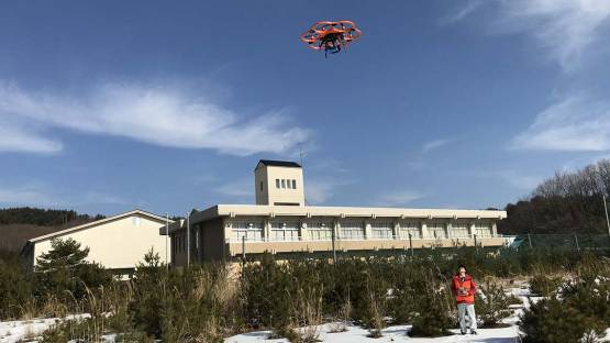 Now Available: New Drone Technology for Radiological Monitoring in Emergency Situations