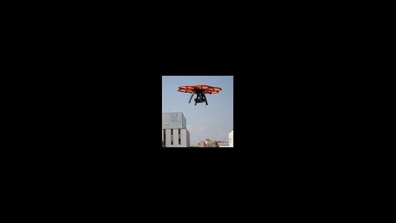 Monitoring Radiation with Drones