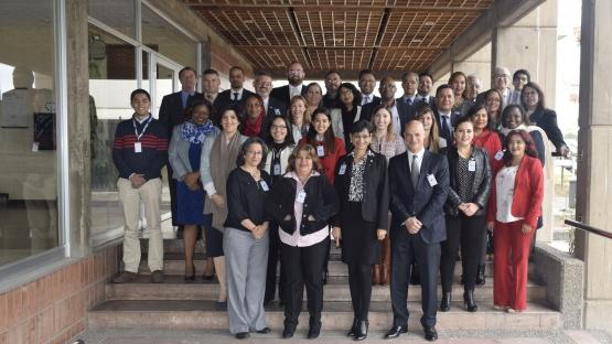 IAEA Regional Workshop on Nuclear Law, Santiago, Chile