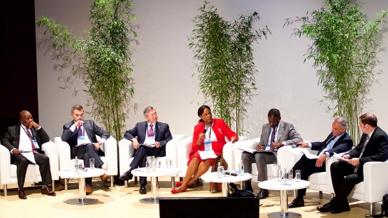 Ways to Strengthen and Expand Quality Health Care in Africa: IAEA at the World Health Summit