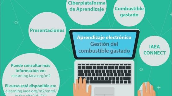 Aprendizaje electrónico - Gestión del combustible gastado