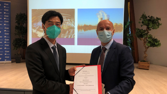 IAEA Mission Sees Safety Commitment by France's Civaux NPP Encourages Continued Improvement