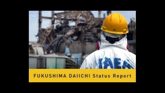 IAEA Fukushima Daiichi Status Update