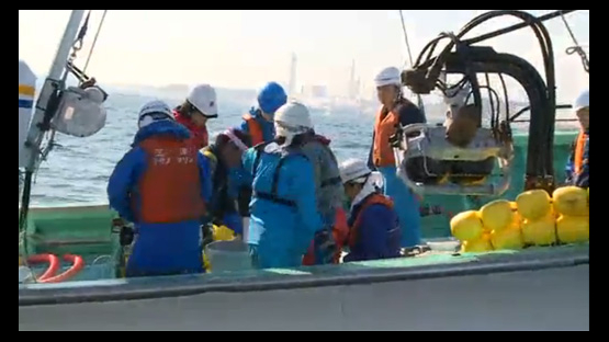 Seawater Sampling in Fukushima: IAEA and Japanese Experts Conduct Joint Mission