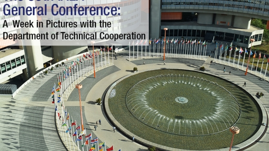 The IAEA held its 60th General Conference in September. It was an occasion for delegates not only to consider and approve the IAEA's programme and budget, and other issues, but also to discuss, learn and network with representatives from the IAEA's 168 Member States.