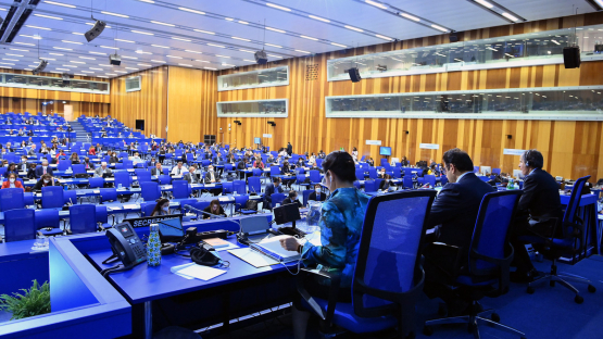 Strengthening Multilateral Efforts: Resolutions Adopted at IAEA General Conference