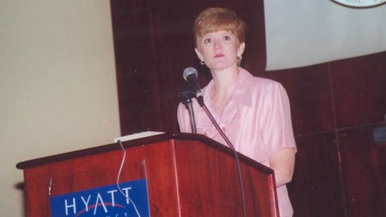 Debbie Gilley, IAEA Radiation Protection Specialist