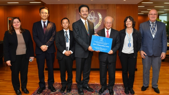 Japanese Centre, IAEA Increase Collaboration in Training in Nuclear Medicine and Radiation Oncology