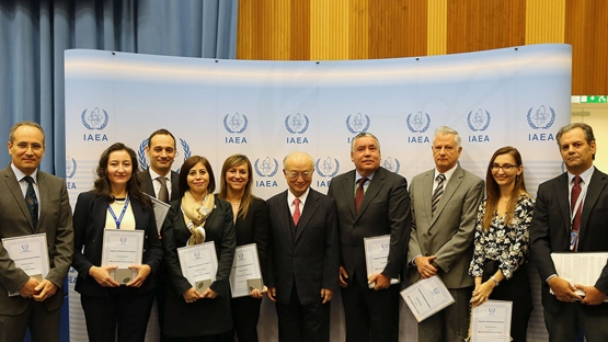 IAEA Superior Achievement Award 2017- Mediterranean Fruit Fly Eradication in the Dominican Republic