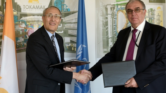 IAEA and ITER Step up cooperation
