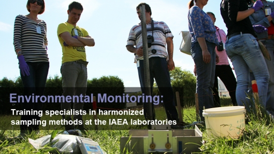 Environmental monitoring is essential for public safety and protection.  <br><br> By monitoring environmental radionuclides, countries can enhance their understanding of air, land and water and their ability to manage and protect these valuable resources.