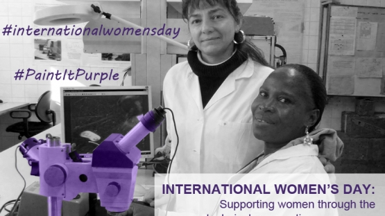 Each year International Women's Day is observed on 8 March. The day represents an opportunity to celebrate the achievements of women.  <br><br> The IAEA's technical cooperation programme works to help women reach their goals and succeed in the field of nuclear science and technology.