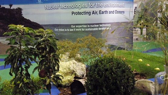 exhibition Nuclear Technologies for the Environment