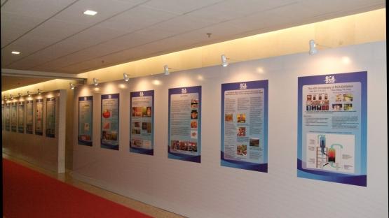 RCA 40th anniversary exhibition