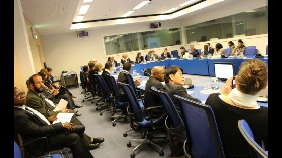 Waste water side event 1