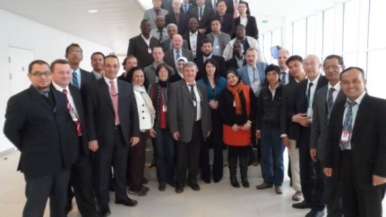 Workshop on research reactor safety