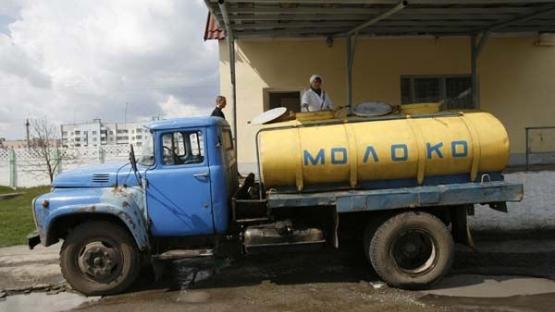 Chernobyl milk