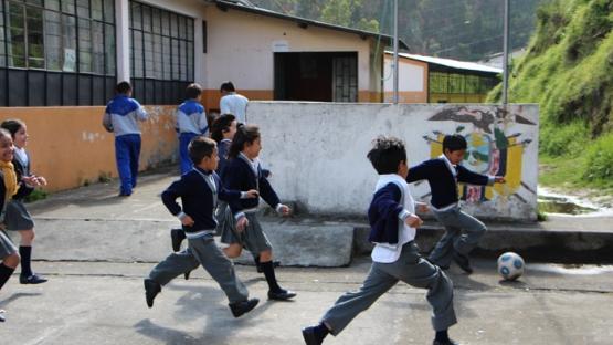 children ecuador